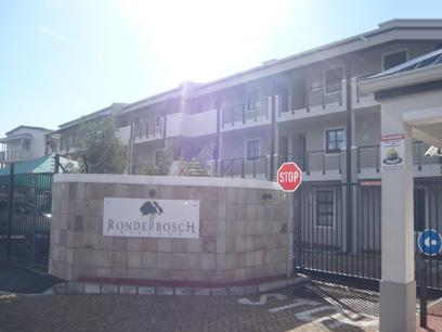 1 Bedroom Apartment for Sale For Sale in Rondebosch   - Private Sale - MR10253