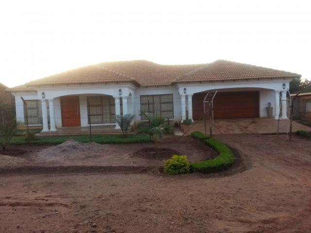 4 bedroom house for sale for sale in thohoyandou private for House plans for sale
