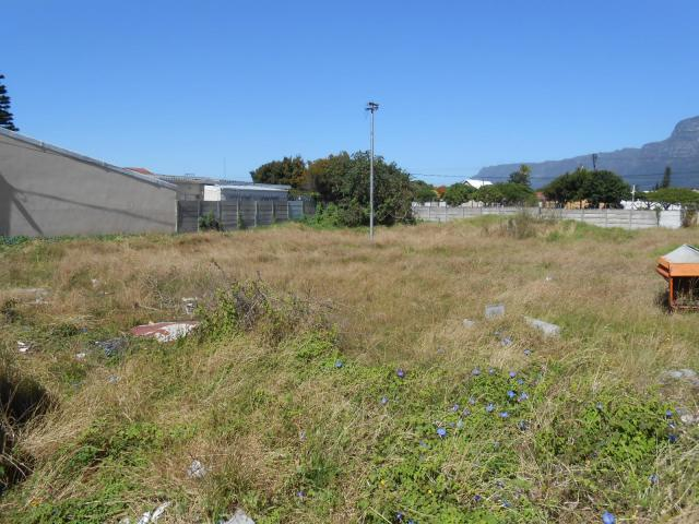 Land For Sale in Athlone - CPT - Home Sell - MR103825