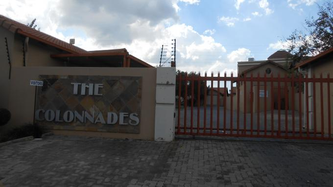 Standard Bank EasySell 3 Bedroom Sectional Title For Sale in Radiokop - MR104015