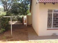 Backyard of property in Stilfontein