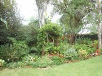 Garden of property in Lynnwood Ridge
