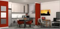 Kitchen - 7 square meters of property in Florida Hills
