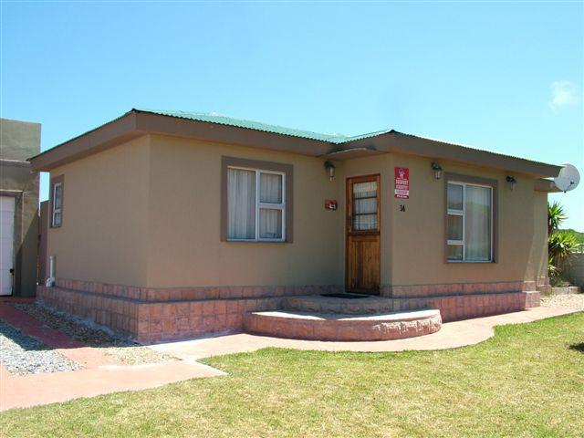 Front View of property in Agulhas