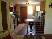 Kitchen of property in Agulhas