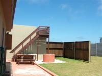 Backyard of property in Agulhas