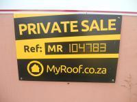 Sales Board of property in Illovo Beach