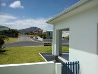 Garden of property in Gansbaai