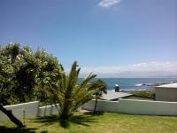 Backyard of property in Gansbaai