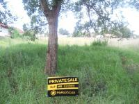 Sales Board of property in Meyerton