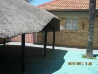 Backyard of property in Mookgopong (Naboomspruit)