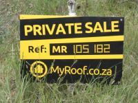 Sales Board of property in Wilderness
