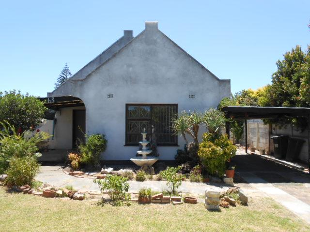 Absa Bank Trust Property 3 Bedroom House For Sale in Kraaifontein - MR105201