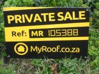 Sales Board of property in Beachview