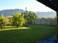 Backyard of property in Prince Alfred Hamlet