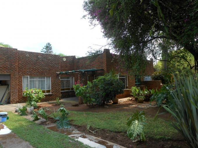 Absa Bank Trust Property 4 Bedroom House For Sale in Marblehall - MR105512