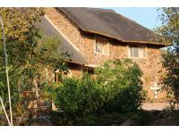 Backyard of property in Modimolle (Nylstroom)