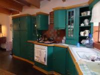 Kitchen of property in Zeerust