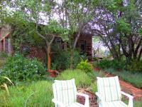 Backyard of property in Zeerust