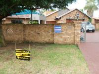 Sales Board of property in Boksburg