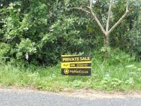 Sales Board of property in Hibberdene