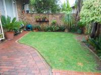 Backyard of property in Terenure