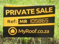 Sales Board of property in St Francis Bay