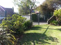 Garden of property in Emalahleni (Witbank)