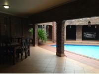 Patio of property in Tzaneen