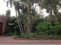 Garden of property in Tzaneen
