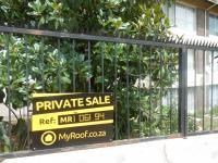 Sales Board of property in Ferndale - JHB