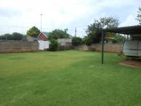 Backyard of property in Rhodesfield
