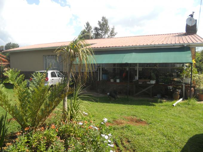 3 Bedroom House For Sale in Graskop - Home Sell - MR106236