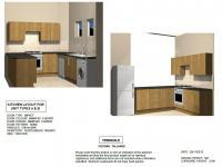 Kitchen - 12 square meters