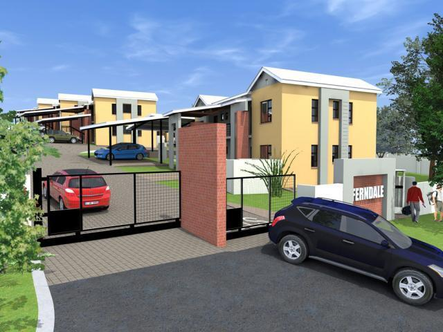 2 Bedroom Sectional Title For Sale in Ferndale - JHB - Private Sale - MR106420