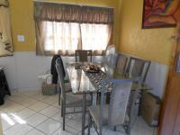 Dining Room - 7 square meters of property in Klopperpark
