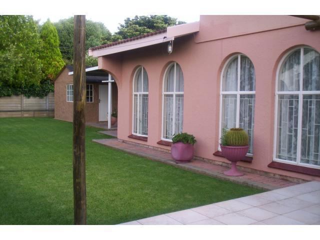 Front View of property in Klerksdorp