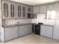 Kitchen of property in Midrand