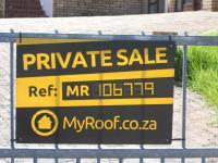 Sales Board of property in Knysna