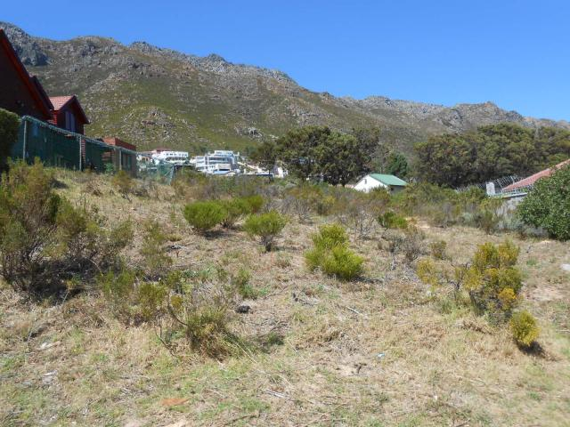 Land for Sale For Sale in Gordons Bay - Private Sale - MR106922