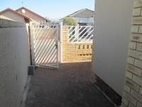 Backyard of property in Protea North