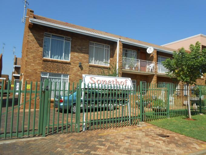 Absa Bank Trust Property 3 Bedroom Sectional Title for Sale For Sale in Potchefstroom - MR107161