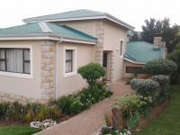 Backyard of property in Clarens