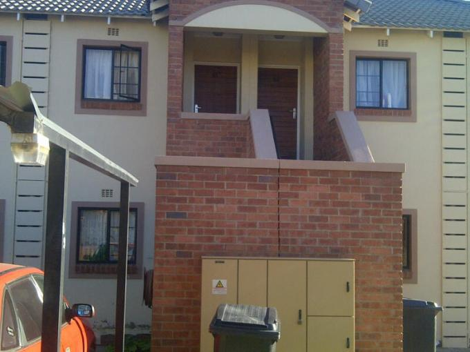 2 Bedroom Apartment For Sale in Bloemfontein - Home Sell - MR107316