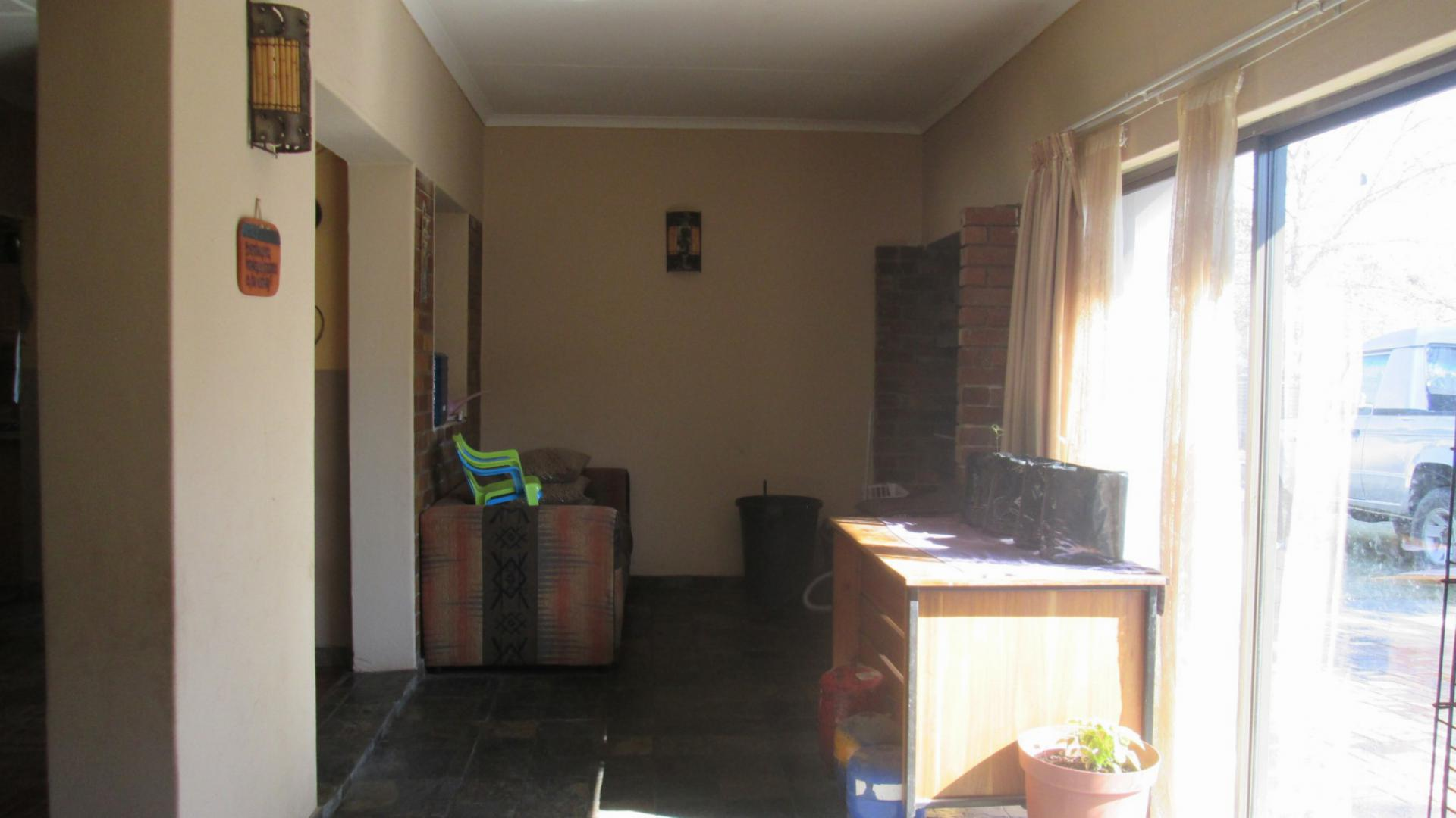 Entertainment - 26 square meters of property in Sasolburg