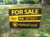 Sales Board of property in Amanzimtoti