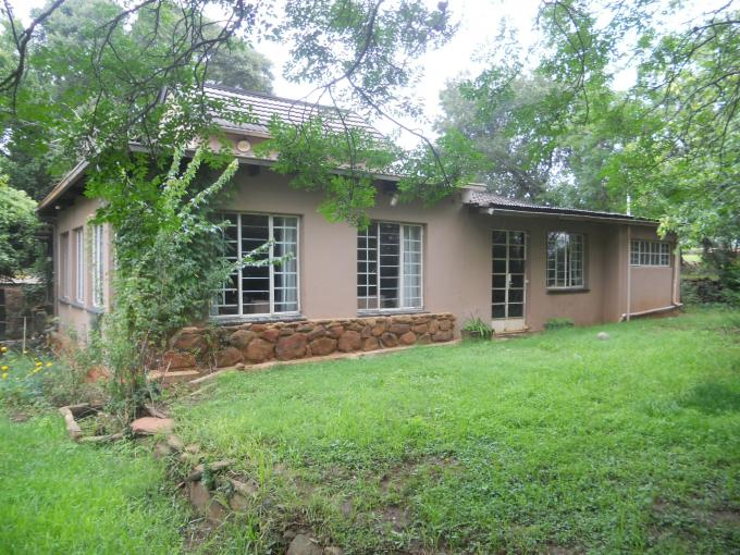 Farm for Sale For Sale in Magaliesburg - Private Sale - MR107684