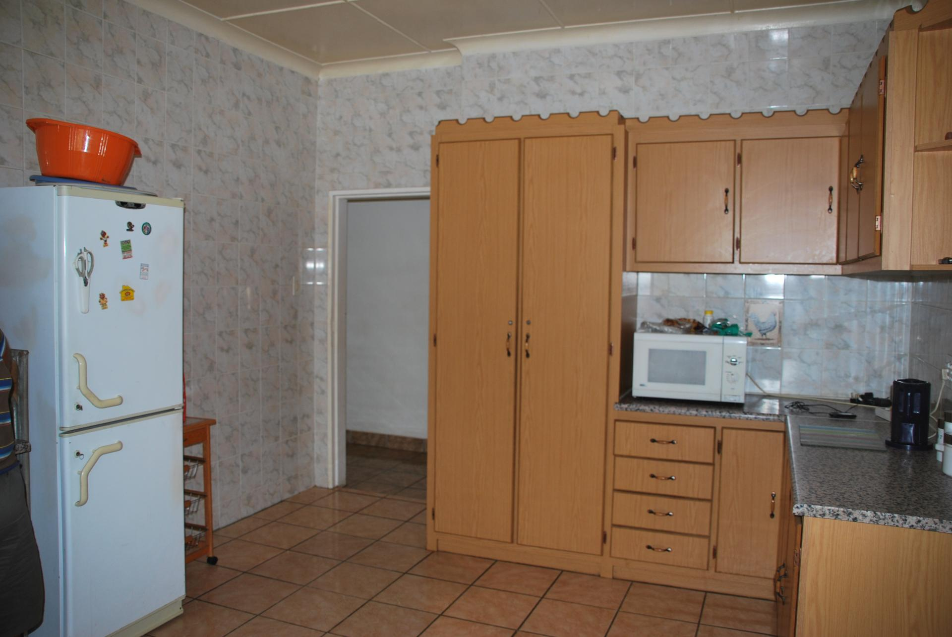 Kitchen of property in Vredefort