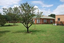 Backyard of property in Vredefort