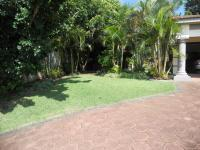 Garden of property in Umkomaas